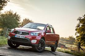 pictures of car and videos 2017 ssangyong musso one tonne pick up