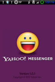 yahoo messenger app for android you ve got messages yahoo messenger for android android app