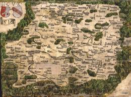 Bohemia Map Map Of The Whole Beta Gameplay Kingdom Come Deliverance Forum