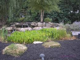 Mill Creek Landscaping by Shoal Creek Golf Course Entry Fountain Hunting Fountains In