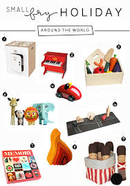 gift guide toys around the world small fry