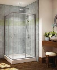 Schicker Shower Doors Square Shower Slider Schicker Luxury Shower Doors Inc