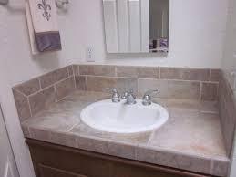 b q bathroom sinks