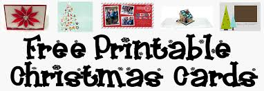 christmas cards to print free printable christmas card templates allcrafts free crafts update