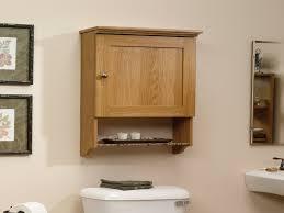 oak bathroom cabinet oak bathroom wall cabinets over toilet b