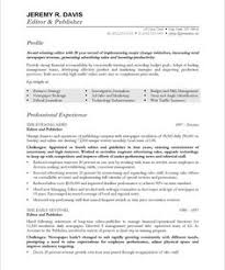Resume Examples Job by Like The