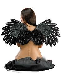 Black Raven Halloween Costume 51 Homemade Wings Images Victoria Secret Wings