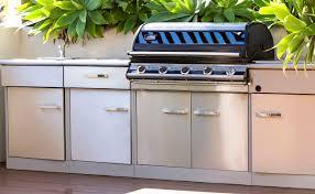 basic outdoor kitchen cost zones