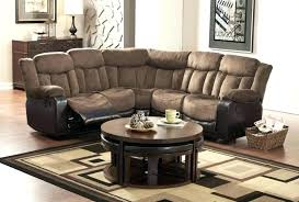 Power Sectional Sofa Leather Recliner Sectional Sofas Leather Power Reclining Sectional