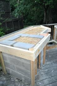 Granite Patio Tables Custom Made Zen Concrete Table Polished Garden Patio Furniture