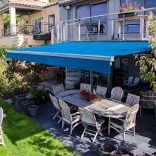 How To Install A Retractable Awning Custom Built Retractable Awnings By Rainier Shade