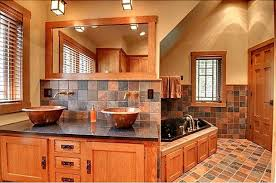 craftsman style bathroom ideas a new craftsman style house on gull lake in minnesota craftsman