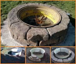 Firepit Design Backyard Landscaping Design Ideas Fresh Modern And Rustic Pit
