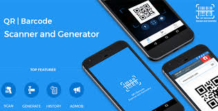android qr scanner qr code and barcode scanner and generator for android with admob