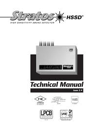 stratos hssd tech manual