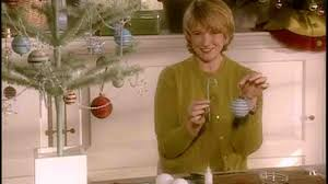 video making beaded christmas ornaments martha stewart