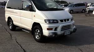 mitsubishi mpv 2000 2001 mitsubishi delica chamonix edition with the 3 0 petrol v6