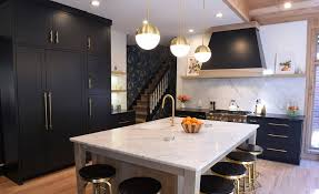 black kitchen cabinets with black hardware one color fits most black kitchen cabinets