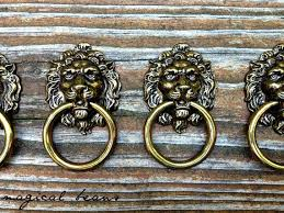 Brass Ring Pulls Cabinet Hardware by Best 25 Antique Drawer Pulls Ideas On Pinterest Beach Style