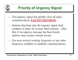 Flag Hoist Signaling Radio Operator U0027s Training Ppt Download