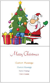 free christmas card template microsoft word template business