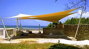 Triangle Awning Canopies Amazon Com 3rd Generation 20 U0027x20 U0027x20 U0027 Triangle Outdoor Sun Sail