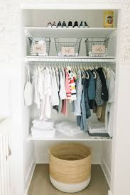 Closet Organizers For Baby Room Best 25 Baby Room Closet Ideas On Pinterest Baby Closet