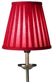 Red Light Fixture by Red Light Shade Diy