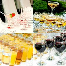 drinks for a buffet table u2014 stock photo slena 14208315