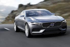 volvo website uk volvo concept coupe auto express