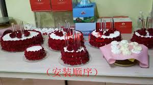 aliexpress com buy free shipping 6 tier acrylic wedding cake