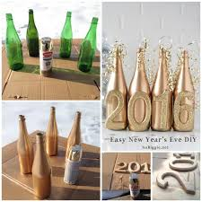 New Years Eve Decoration Diy by Easy New Year U0027s Eve Diy Decor