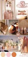 copper autumn wedding colours palette u0026 dusty pink