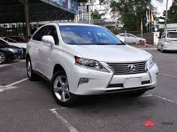 car lexus 2015 2015 lexus rx270 for sale in malaysia for rm248 000 mymotor