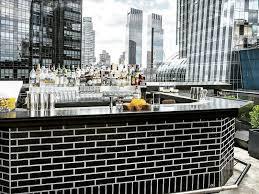 Top Ten Rooftop Bars Top 10 Rooftop Bars In New York America Travel Inspiration