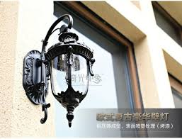 Antique Porch Light Fixtures Led Wall L Outdoor Wall Sconce Lighting Waterproof Garden Wall