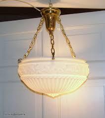 antique 1920 ceiling light fixtures antique ceiling light fixture vintage inverted dome suspension
