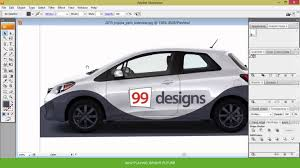 car wrapping design software how to create vehicle wrap design in 3 simple steps