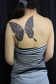 s butterfly wings design tattooviral com