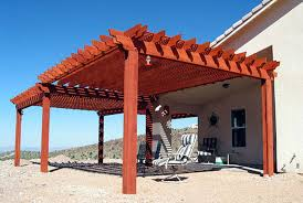 Build A Pergola On A Deck by How To Shade Your House And Yard From The Summer Sun Home How To