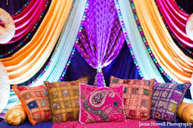 indian wedding decorators in atlanta ga mehndi party decor ideas in atlanta indian wedding by