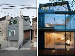 modern architecture modern japanese townhouse architecture by