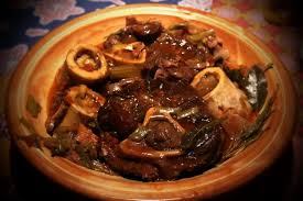 cuisiner le jarret de boeuf jarret de boeuf aux pti légumes et herbettes du jardin recette de
