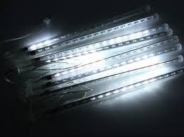 30cm led meteor shower light string