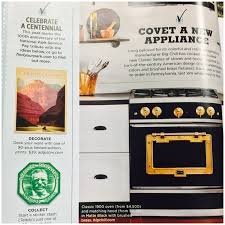 Country Living 500 Kitchen Ideas 8 Noteworthy Big Chill Magazine Features Big Chill