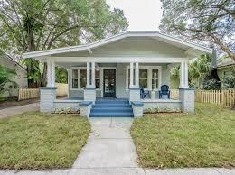 Craftsman Homes For Sale Craftsman Bungalow Tampa Real Estate Tampa Fl Homes For Sale