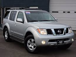 black nissan pathfinder used 2006 nissan pathfinder se at saugus auto mall