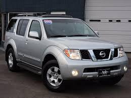Used 2006 Nissan Pathfinder Se At Saugus Auto Mall