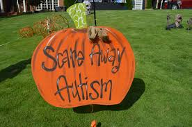 halloween city fayetteville ga halloween display scares up donations for autism research
