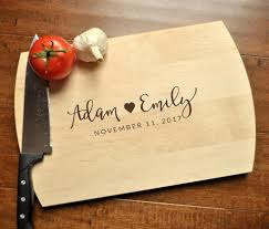 cutting board wedding gift custom cutting board engraved cutting board personalized cutting bo